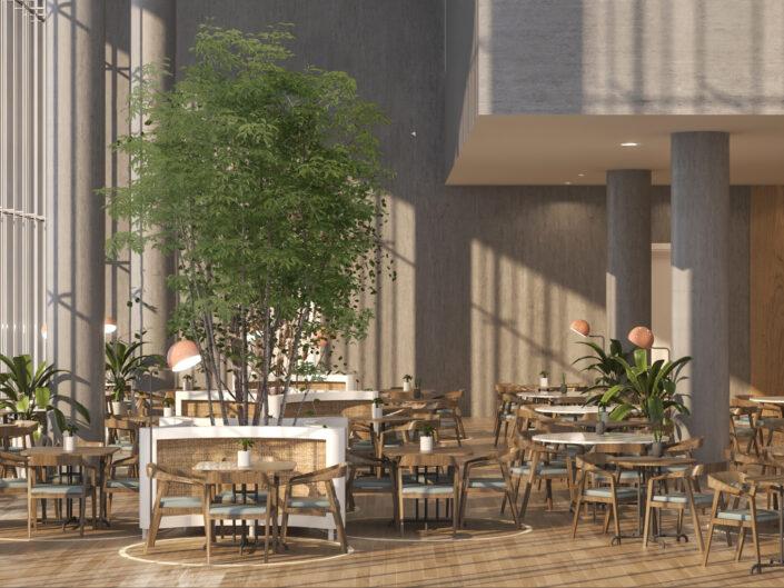 δ restaurant | Stavros Niarchos Foundation